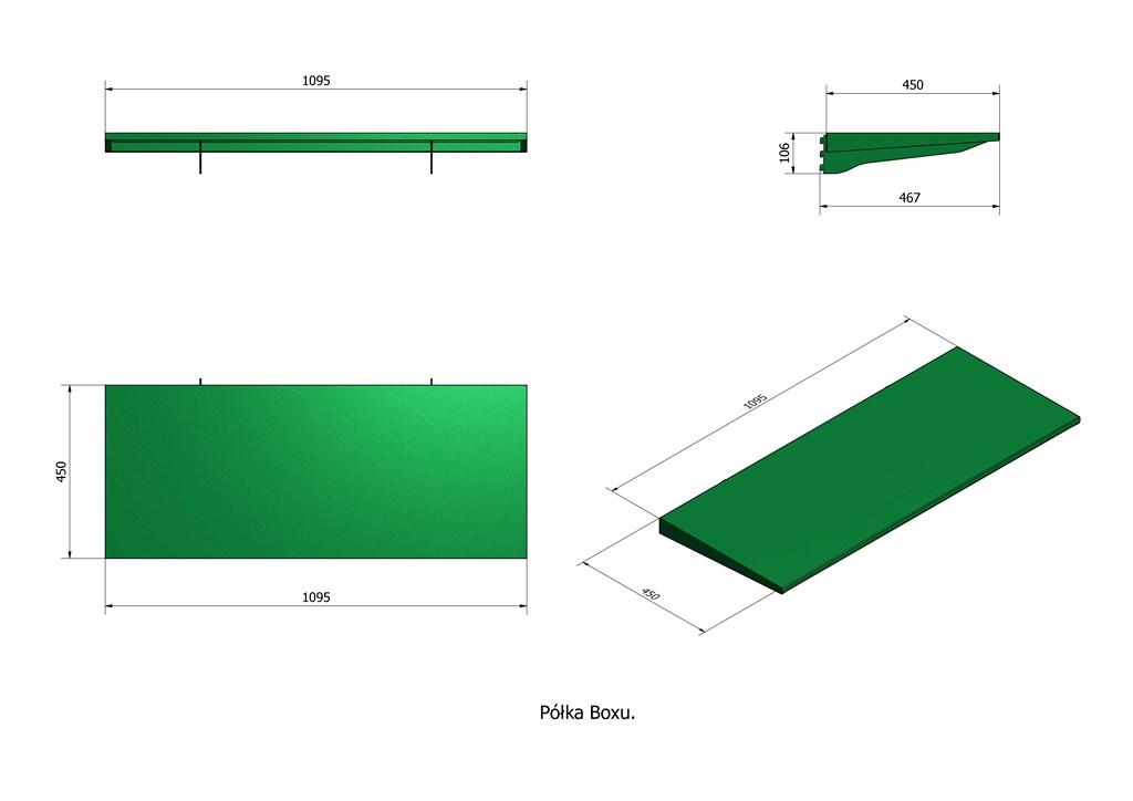 Box 2L1-0 1550 polka zestawienie katalog